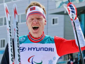 Håkon Olsrud, N/L Ski og NOR